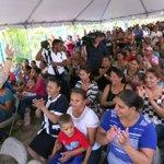 En San José del Potrero, Comayagua hoy 36 familias recibieron llaves de sus nuevas casas, gracias al Gobierno de JOH https://t.co/qJ8knMWSsa
