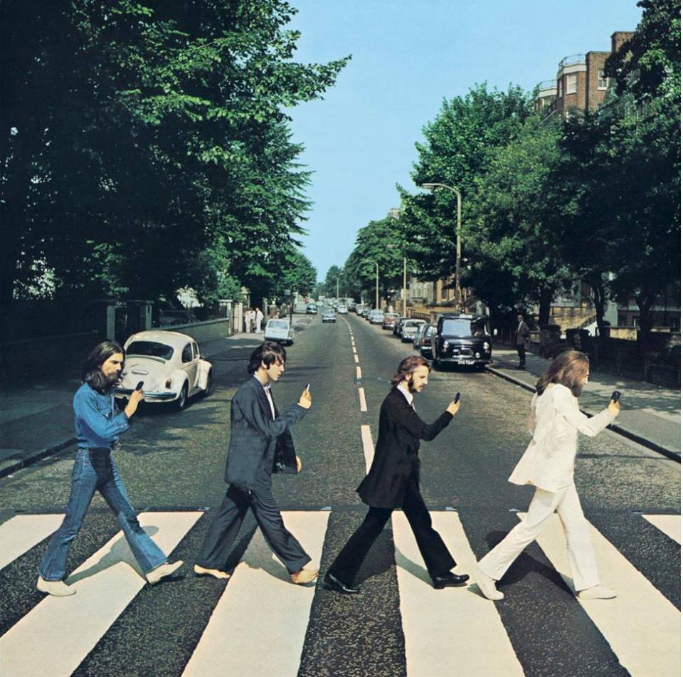 Here, there and everywhere. @thebeatles #PokemonGO @kexp https://t.co/TKUMzTixIY