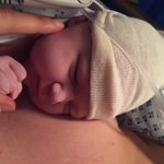 Welcome to the world Lily Rose Trundle weighing 7 pound 15. Mum and baby doing fine x https://t.co/nbFOagXzn6