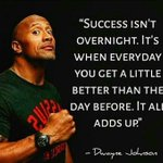 Success isnt overnight! #ThursdayThoughts #EarlyBreakfast 😃 https://t.co/7N5Hy7eOZg