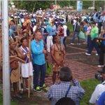 Indígenas de Amazonas ya vienen caminando para la Toma de Caracas de este 1S https://t.co/YpmhdZlWYL https://t.co/cZfBY5R8Aq