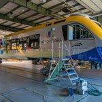 Nowe pociągi dla @malopolskaPL Z firmy #NEWAG. Super! Więcej zdjęć tutaj: https://t.co/McqkK7ozAG @RadioKrakow https://t.co/OZ90VSgCsB