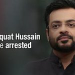 #AmirLiaquat said he has taken the decision to quit #MQM as well politics. Read: https://t.co/3yvTCCKiP2 https://t.co/CgcIg1lY2J