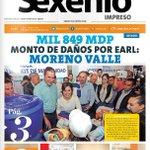 En portada: Mil 849 mdp, monto de daños por #Earl: @RafaMorenoValle #SexenioImpreso https://t.co/UnTiyTFRWx https://t.co/snWFkcJh5g