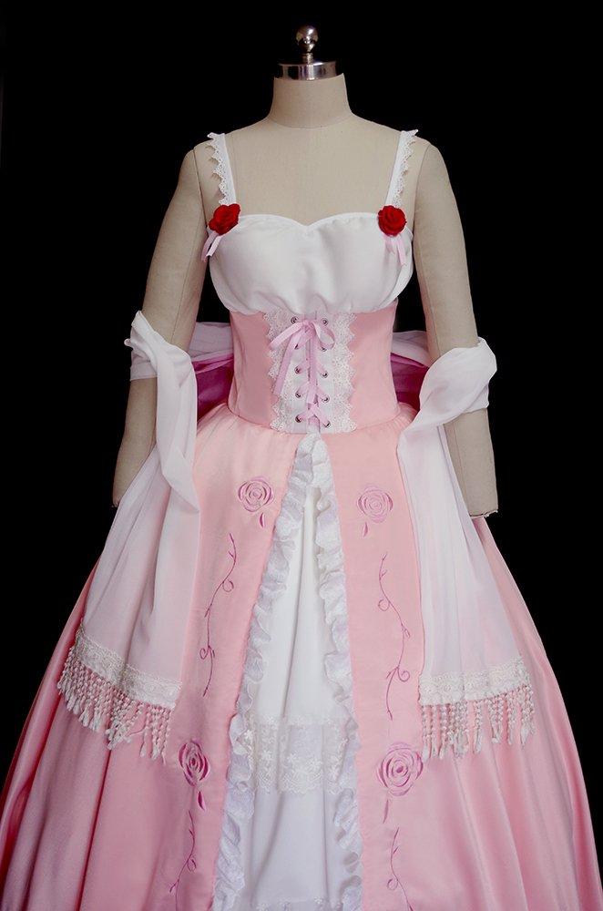 甘城ブリリアントパークよりラティファ・フルーランザのドレスが完成しました。色合いがとてもかわいいと思います!