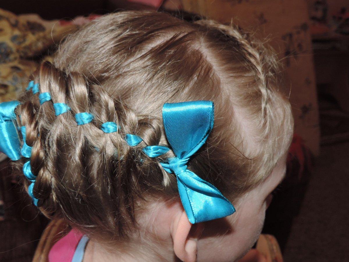 Причёска на 1 сентября 11 класс фото