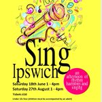 Singing workshop this sat @stpeters_ips rounds rhythm and harmony Everyone welcome #singing #ipswich https://t.co/KtmfnxPydC