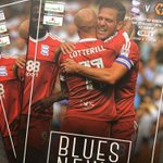 Iv two Blues v #wwfc programmes to give away (one per person), just RT if interested & Ill pick at random later. https://t.co/N5XJ9wvC2a