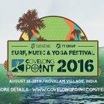 Covelong Point Surf, Music & Yoga Festival isback! https://t.co/zpgDvqJkBr https://t.co/bDl0NWrpNh