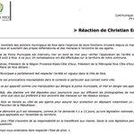 Bitte wegschauen? Stadt Nizza kündigt Klagen gegen alle an, die Fotos von Anti-Burkini-Amtshandlungen verbreiten. https://t.co/2TggxhaWm9