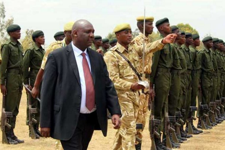 307 rangers deployed to fight poaching in Mara