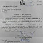 Taarifa ya Jeshi la Polisi kuhusu maandamano ya UVCCM waliyopanga kufanya Agosti 31 kumpongeza Rais Dkt @MagufuliJP https://t.co/uaP3JAMcgf