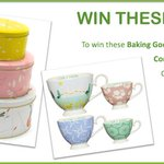 #WIN cake tins and measuring cups RT and comment by 11.59pm on 31st August. T&Cs: https://t.co/CSDXQeo5AR #comp https://t.co/6vx4nr7xUr