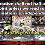 #SunderLalCommissionReport We are proud of those brave Sikhs who are fighting for Khalistan as well as Kashmir https://t.co/b52U1RCPTL