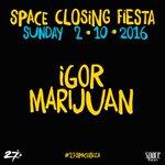 🌓 @IgorMarijuan 🌓  #SpaceClosingFiesta  https://t.co/KF8F60ytbS   #27SpaceIbiza #Ibiza2016 https://t.co/iC4mEi7Utx