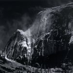 "Happy 100th, @NatlParkService! [Ansel Adams, ""Half Dome, Blowing Snow, Yosemite National Park, California""] #NPS100 https://t.co/0oz1nfOqbb"