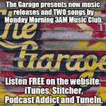 .@thegaragews presents new music out today and two songs from the #MM3AMMC #WSNC #TLDNetwork #TLDShow #localmusic https://t.co/DNdoB5InFz