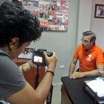 En estos momentos @el_telegrafo entrevista al líder naranja @jimmyjairala https://t.co/CEEhwvxsLz