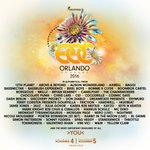 Explore the sounds of your #EDCOrlando lineup! 🎶 🙌 Who are you most excited to see? 🎉 🌼 ➼ https://t.co/r3cHVuXBAi https://t.co/ckHtinyFWk