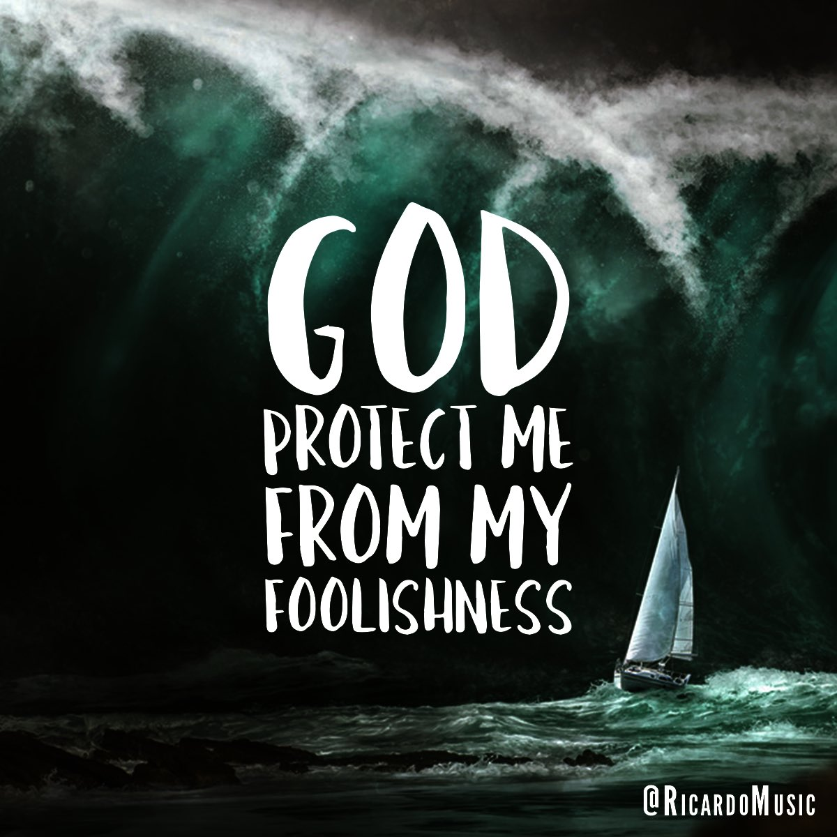 God, protect me from my foolishness. https://t.co/WlMhW2pILf