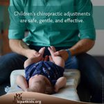 #Chiropractic care for children is safe, gentle, & effective. Bring your kids in today! #pediatric #MiamiBeach https://t.co/yNrWOubtXK
