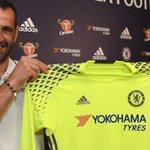 OFICIAL: Eduardo assina pelo Chelsea por uma temporada. https://t.co/VftvUCKCvp