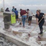 Hoy por la mañana procedimos a limpiar la Sánchez Taboada, así debe permanecer!! @noroestemx https://t.co/lTG5aJvu7a