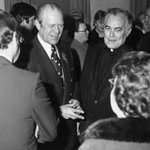 "New book: ""50 Years with Father #Hesburgh,"" by Robert Schmuhl. Excerpt https://t.co/lWI5EpO6tb @SBTribune #NotreDame https://t.co/sLwvxSM3uR"