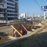 Se funden 100m. del muro de contención del carril este de la vía a Barbasquillo https://t.co/42qdFd6Fer