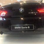 BMW Marmotor Canarias celebra los 100 años de @BMW entregando a @KPBofficial un BMW 640D Gran Coupé #TheNext100 https://t.co/NTYSgbs2HN