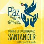 #Hoy II #CumbreDeGobernadores como delegado de @carlosamayar. Temas de la agenda: Paz y Posconflicto en las regiones https://t.co/5X0ZqZIQPv