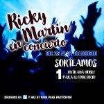 ¿Quieres asistir al #concierto de @ricky_martin?🎤 Síguenos y haz RT para participar👏😁 Bases➡ https://t.co/kJNCHY3TBf https://t.co/y74Tk5vkD4