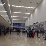 #Aeropuerto de #Veracruz en esta mañana de #jueves. https://t.co/yt7WYDxN81