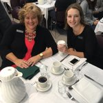 #ACbreakfast Good Morning from Dianne & Katherine! @AlgonquinColleg #coffeeisgood https://t.co/pEbpap9UFO