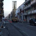 ¡Precaución! Mario Molina entre Zaragoza e Independencia en centro histórico de #Veracruz cerrada por obras https://t.co/Lnk6ZWGJw6
