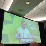 @JimWatsonOttawa in the house @AlgonquinColleg for the #acbreakfast https://t.co/uMNbQefWxa