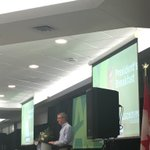 What a pleasure having @JimWatsonOttawa on campus this morning! #ACBreakfast #AlgonquinCommunity https://t.co/sffReQ6piR