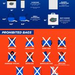 ICYMI, the new Clear Bag Policy will be in effect beginning with #UMASSvsUF.  📰: https://t.co/ZCUEpIRvFI https://t.co/baFdetKdsV