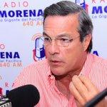 En @RadioMorena ratifiqué que a las 10 me pronuncio sobre mi candidatura presidencial. @cendemocratico https://t.co/3fKzJPqCcu