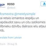 Nevar taču būt, ka šie cilvēki rūpējas par satiksmes drošību Rīgā? @rdsvc @RigasDome @nilsusakovs https://t.co/7ZP9CFmI82