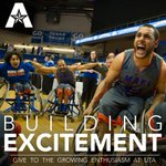 UTA is an exciting place to be & you can make enthusiasm grow. Visit https://t.co/lvmPIYz49V to show your support! https://t.co/BW3bv0XWBz