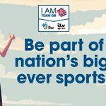Join the nations biggest sports day on Saturday for #IAmTeamGB with free sports in Ipswich: https://t.co/bKEjV6Y9aN https://t.co/y2hSfsKFgQ