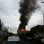@Trafico_ZMG , fuerte incendio en la colonia san miguel de huentitan por la calle Pepe Huizar https://t.co/3rudg6gFhn