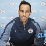 Its that time again!  Lets all #WelcomeClaudio to Manchester City!  ➡️ https://t.co/0u4QqLUsYT https://t.co/oDlo6UwC6V