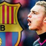 OFICIAL. El portero holandés Jasper Cillessen ha sido fichado por el FC Barcelona: https://t.co/XjXTE5JLgs https://t.co/JLrk4Elnlx