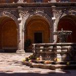 El actual Museo de Arte de Querétaro es uno de los claustros barrocos más importantes de América #Querétaro https://t.co/R7RR1x54pU