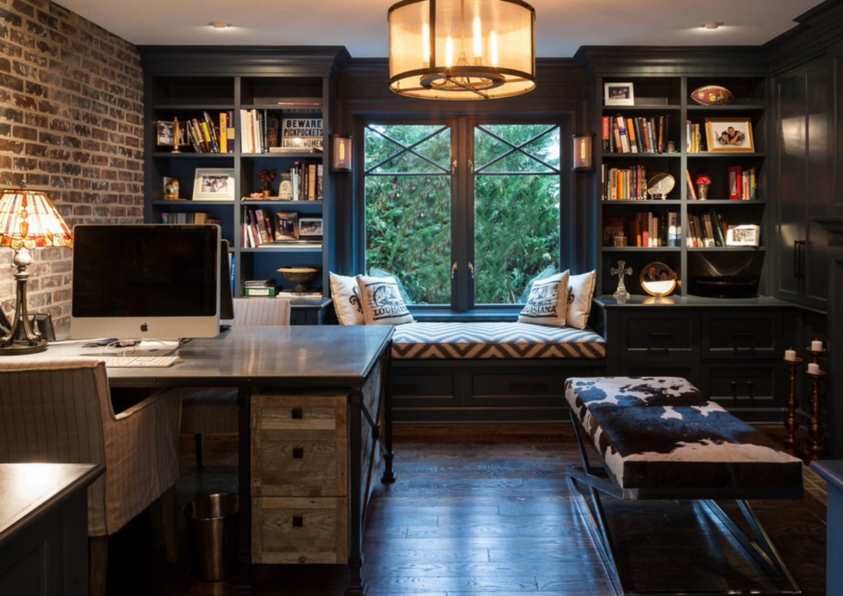 This New Orleans Inspired Home Office in Seattle from Kristi Spouse Interiors caught our at… https://t.co/tYKo7s6Nsg https://t.co/UCblp2ilQ9