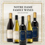 Introducing Notre Dame Family Wines: https://t.co/g6zxdIXfE7. https://t.co/IRGkTp6aUJ