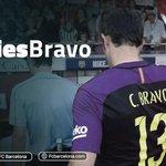 Goalkeeper @C1audioBravo, transferred to Manchester City #GràciesBravo #GràciesBravo https://t.co/BUMTvI2IiZ https://t.co/CWWOHqTbAd