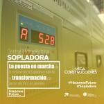 La puesta en marcha de la Hidroeléctrica Sopladora reafirma la transformación del sector eléctrico ecuatoriano. https://t.co/mR1W8oSvIs